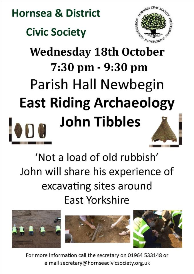 Archaeology East Yorkshire